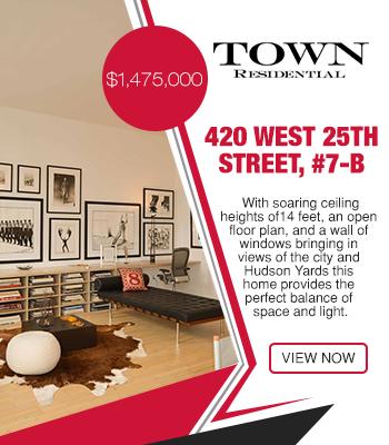 420 WEST 25TH STREET, #7-B