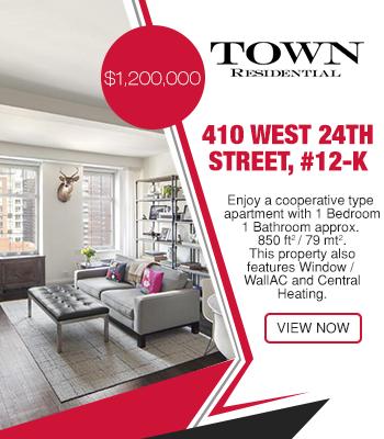 410 WEST 24TH STREET, #12-K