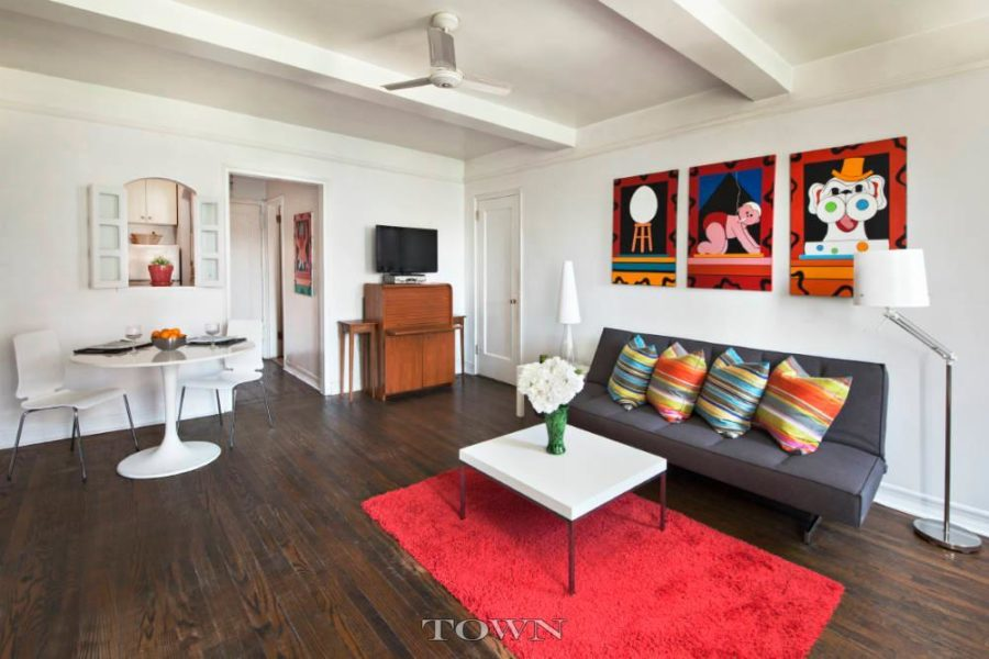London Terrace Rentals
